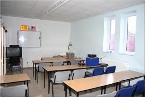 Kleiner Schulungsraum